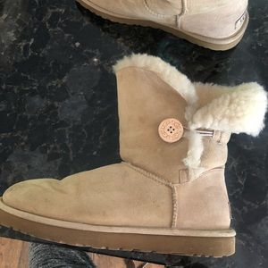 UGG Shoes - UGG Mini Bailey Boot. Ankle High